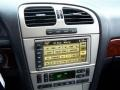 2004 Lincoln LS Black Interior Controls Photo