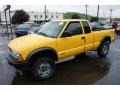 Yellow 2003 Chevrolet S10 Gallery