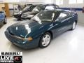 Polo Green Pearl Metallic 1995 Subaru SVX L AWD