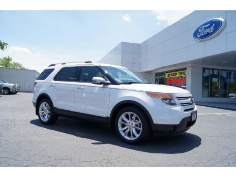 2011 Ford Explorer Limited Data, Info and Specs