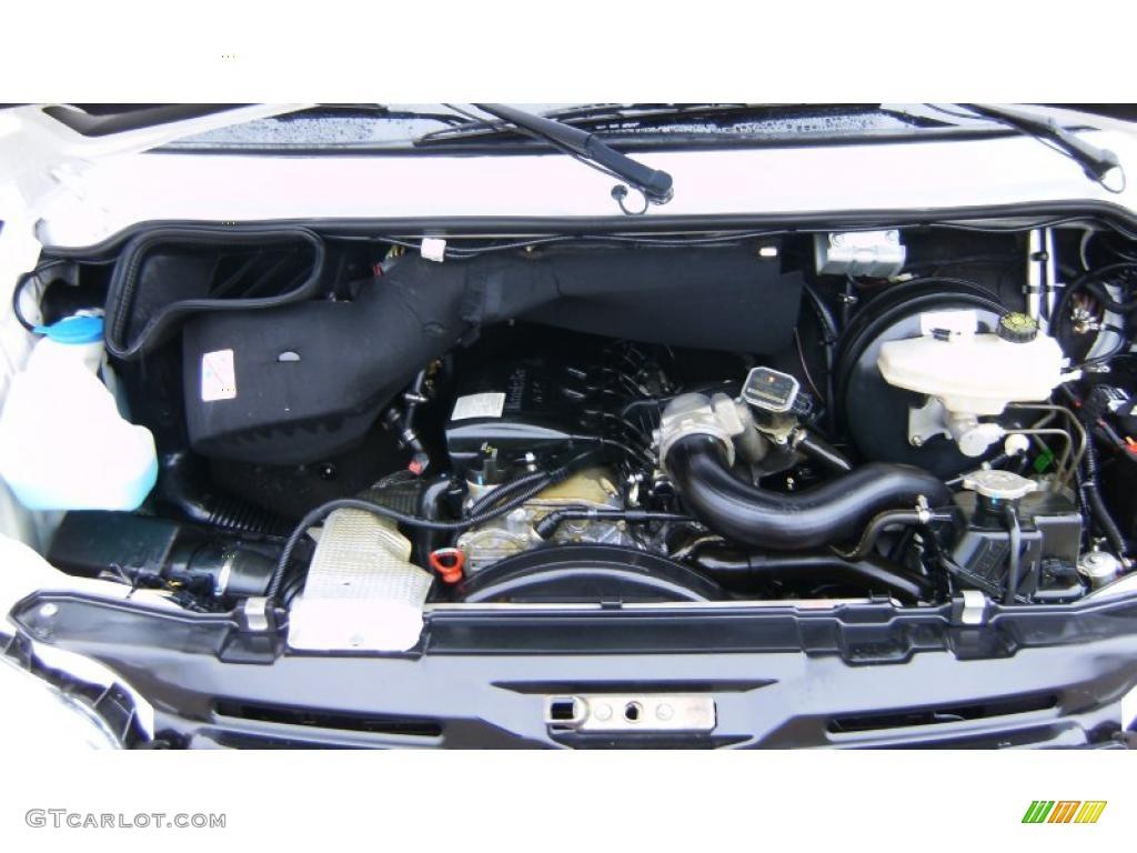 2006 Dodge Sprinter Van 2500 High Roof Cargo 2 7 Liter