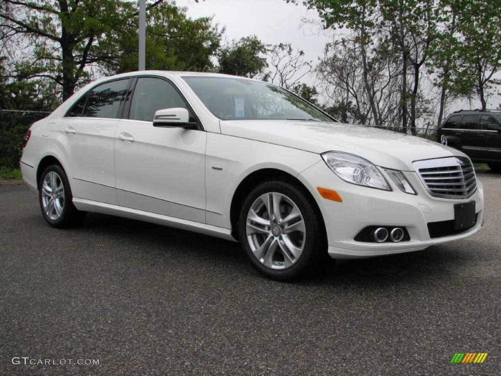 Arctic white 2011 mercedes benz e 350 bluetec sedan for Mercedes benz bluetec diesel