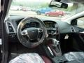 2012 Tuxedo Black Metallic Ford Focus Titanium 5-Door  photo #12