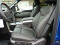 2011 F150 SVT Raptor SuperCrew 4x4 Raptor Black Interior