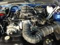 2007 Vista Blue Metallic Ford Mustang V6 Premium Coupe  photo #17