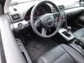 Black Steering Wheel Photo for 2008 Audi A4 #49627195