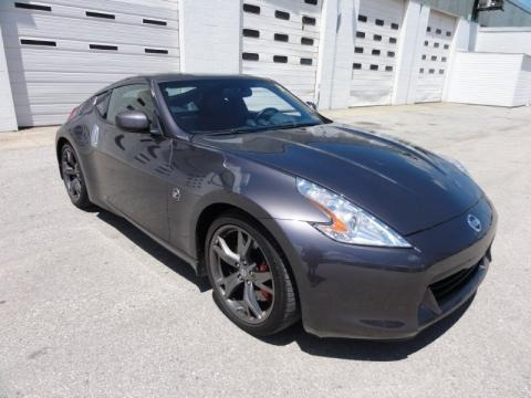 2010 nissan 370z 40th anniversary edition coupe data info. Black Bedroom Furniture Sets. Home Design Ideas