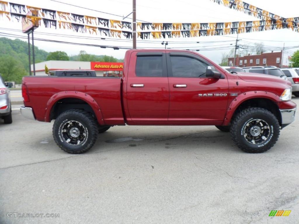 Deep cherry red dodge ram autos post for Linwood motors metropolis il