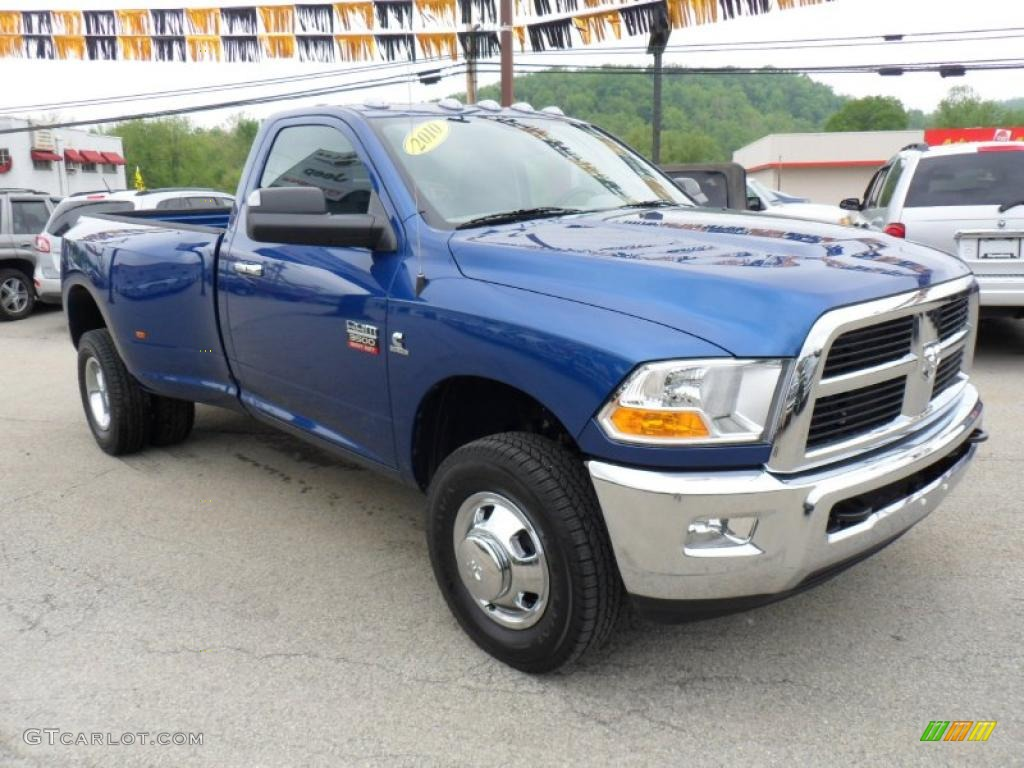 2010 Dodge Ram 3500 SLT Regular Cab Exterior Photos