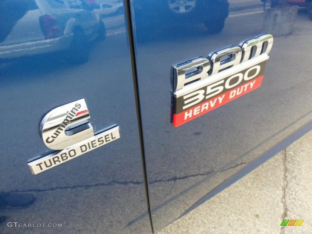 2010 Dodge Ram 3500 SLT Regular Cab Marks and Logos Photos