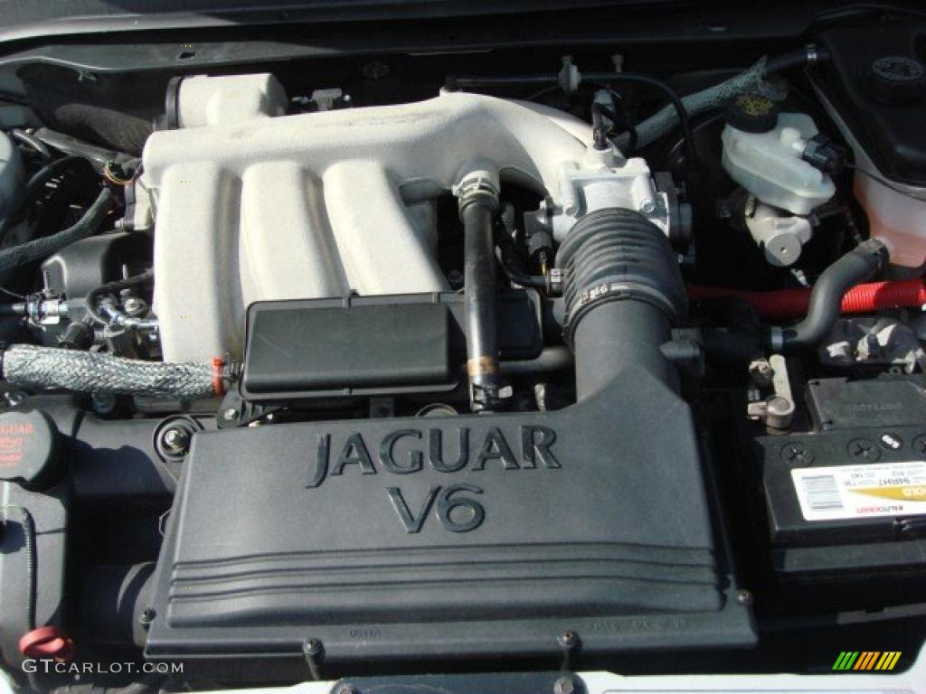 2004 jaguar x type 2 5 2 5 liter dohc 24 valve v6 engine photo 49637318. Black Bedroom Furniture Sets. Home Design Ideas