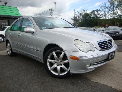 2003 mercedes benz c 320 4matic sport sedan data info and for Mercedes benz 320 price