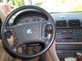 1999 3 Series 323i Sedan Steering Wheel