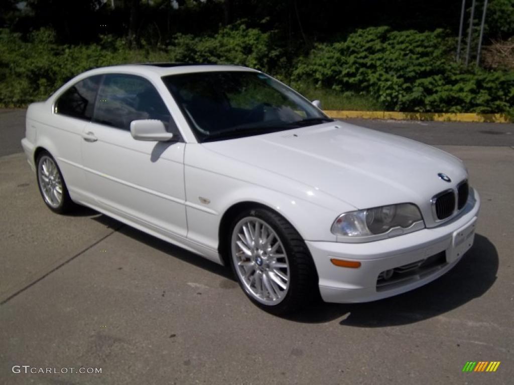 Alpine White 2003 BMW 3 Series 330i Coupe Exterior Photo 49645943