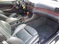 2003 3 Series 330i Coupe Grey Interior
