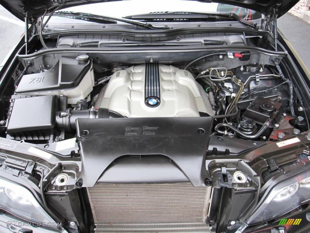 2006 bmw x5 4.8is 4.8 liter dohc 32-valve vvt v8 engine photo