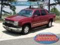 Sport Red Metallic 2005 Chevrolet Avalanche Gallery