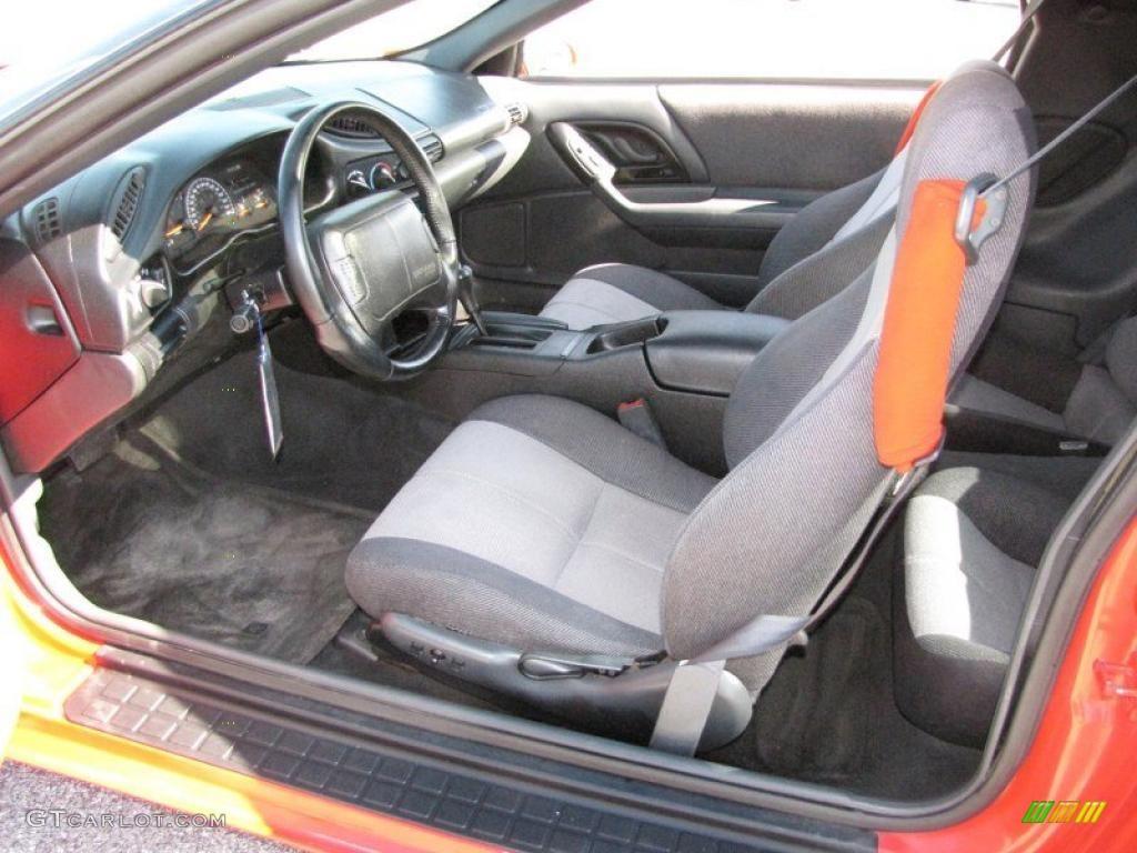 1995 Chevrolet Camaro Z28 Coupe Interior Photo 49649180 Gtcarlot Com