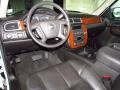 Ebony Dashboard Photo for 2008 Chevrolet Silverado 1500 #49656354
