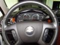 Ebony Steering Wheel Photo for 2008 Chevrolet Silverado 1500 #49656360