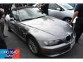 2002 Sterling Gray Metallic BMW Z3 3.0i Roadster #49657160