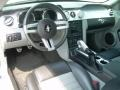 Black/Dove Accent Interior Photo for 2007 Ford Mustang #49663042