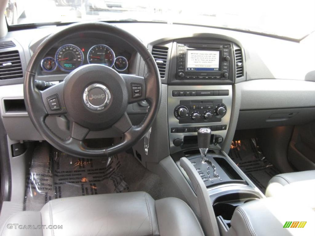 2006 Jeep Grand Cherokee SRT8 Interior Photo #49667250