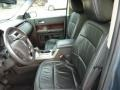 Charcoal Black Interior Photo for 2010 Ford Flex #49668222