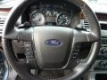 Charcoal Black Steering Wheel Photo for 2010 Ford Flex #49668327