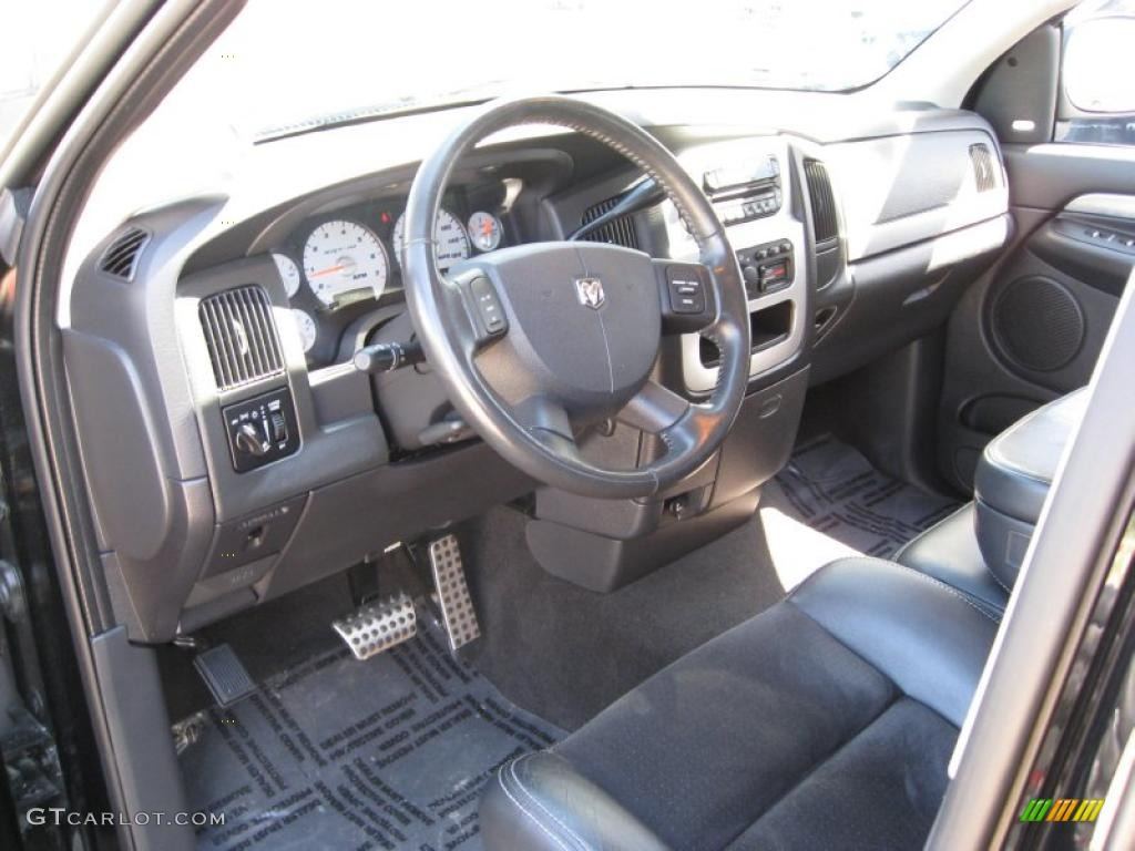 2005 dodge ram 1500 srt 10 quad cab interior photo 49671381. Black Bedroom Furniture Sets. Home Design Ideas