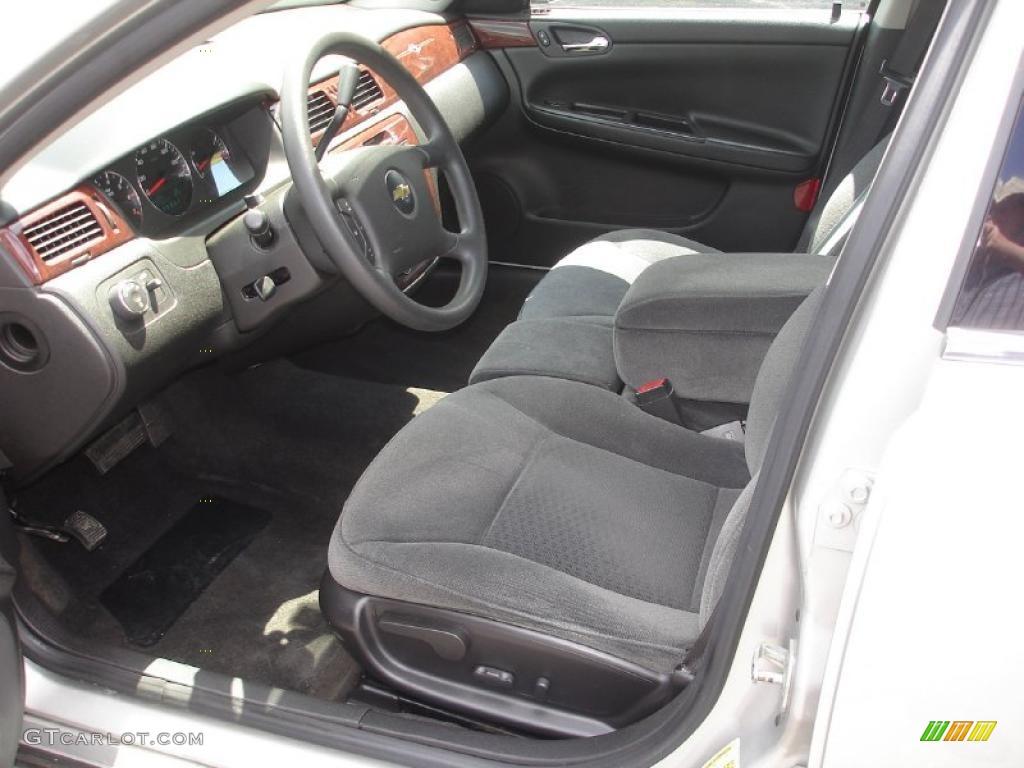 Ebony Black Interior 2007 Chevrolet Impala LT Photo #49671423 Good Ideas