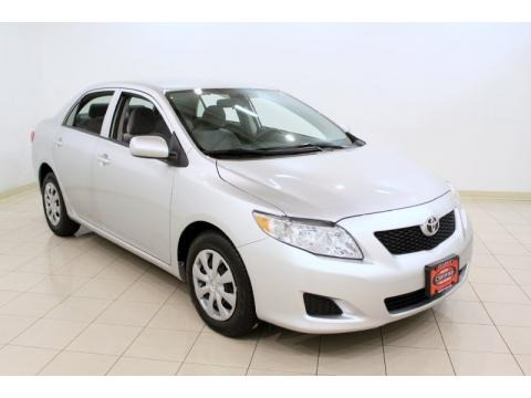 2009 toyota corolla le data info and specs. Black Bedroom Furniture Sets. Home Design Ideas