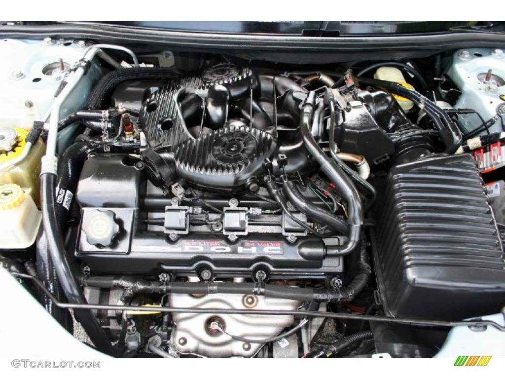 2001 chrysler sebring lxi engine 2001 free engine image 2004 Dodge 2.7  Engine Diagram 2004 Dodge Intrepid Engine Diagram