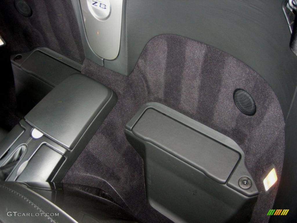 Black Interior 2002 Bmw Z8 Roadster Photo 49681707