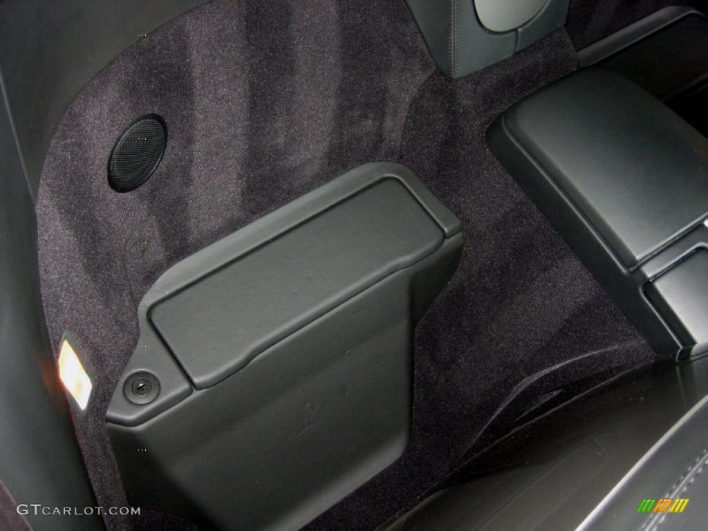 Black Interior 2002 Bmw Z8 Roadster Photo 49681755