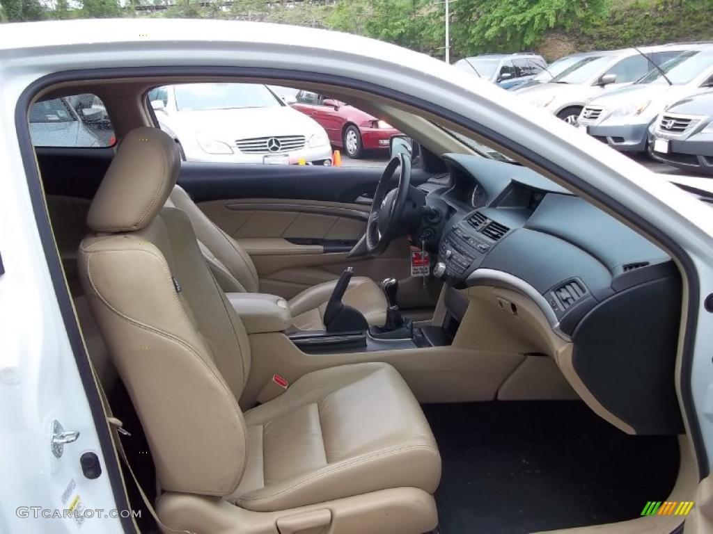 2008 Honda Accord Ex L V6 Coupe Interior Photo 49685559