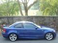 2008 1 Series 135i Coupe Montego Blue Metallic