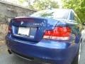 Montego Blue Metallic - 1 Series 135i Coupe Photo No. 10