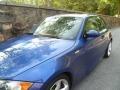 Montego Blue Metallic - 1 Series 135i Coupe Photo No. 15