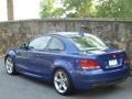 Montego Blue Metallic - 1 Series 135i Coupe Photo No. 16