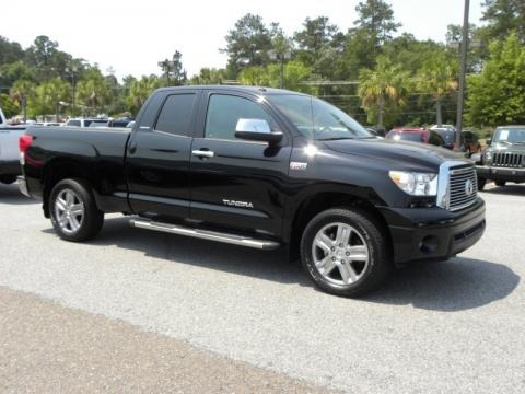 2010 Toyota Tundra Limited Double Cab Data, Info and Specs