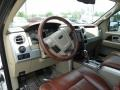 Chaparral Leather/Camel 2009 Ford F150 Interiors