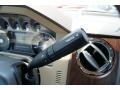 2011 Ford F250 Super Duty Adobe Two Tone Leather Interior Transmission Photo
