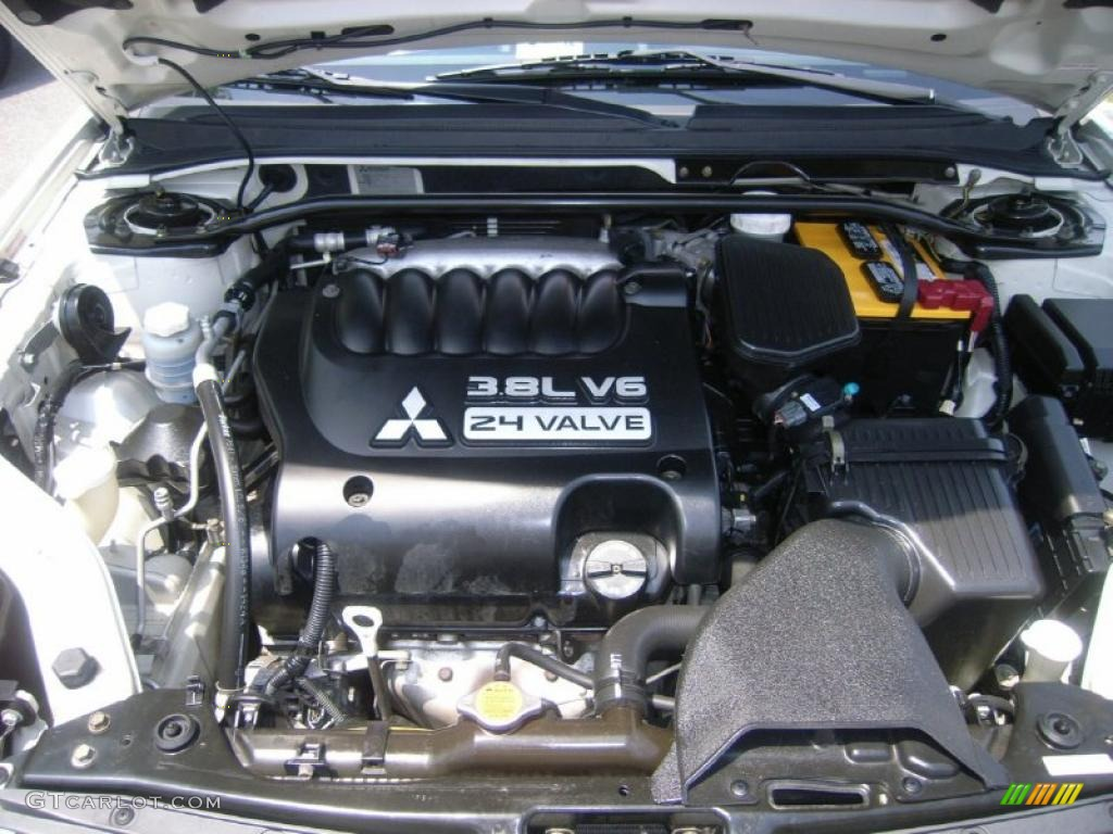 2005 mitsubishi galant gts v6 engine photos. Black Bedroom Furniture Sets. Home Design Ideas
