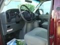 Medium Flint 2008 Ford E Series Van Interiors
