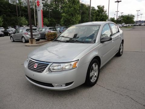 2006 saturn ion 3 sedan data info and specs. Black Bedroom Furniture Sets. Home Design Ideas