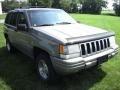 1998 Light Driftwood Satin Glow Jeep Grand Cherokee Laredo 4x4  photo #5
