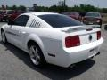 2007 Performance White Ford Mustang GT/CS California Special Coupe  photo #5