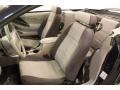 2001 True Blue Metallic Ford Mustang V6 Convertible  photo #7