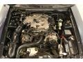 2001 True Blue Metallic Ford Mustang V6 Convertible  photo #18